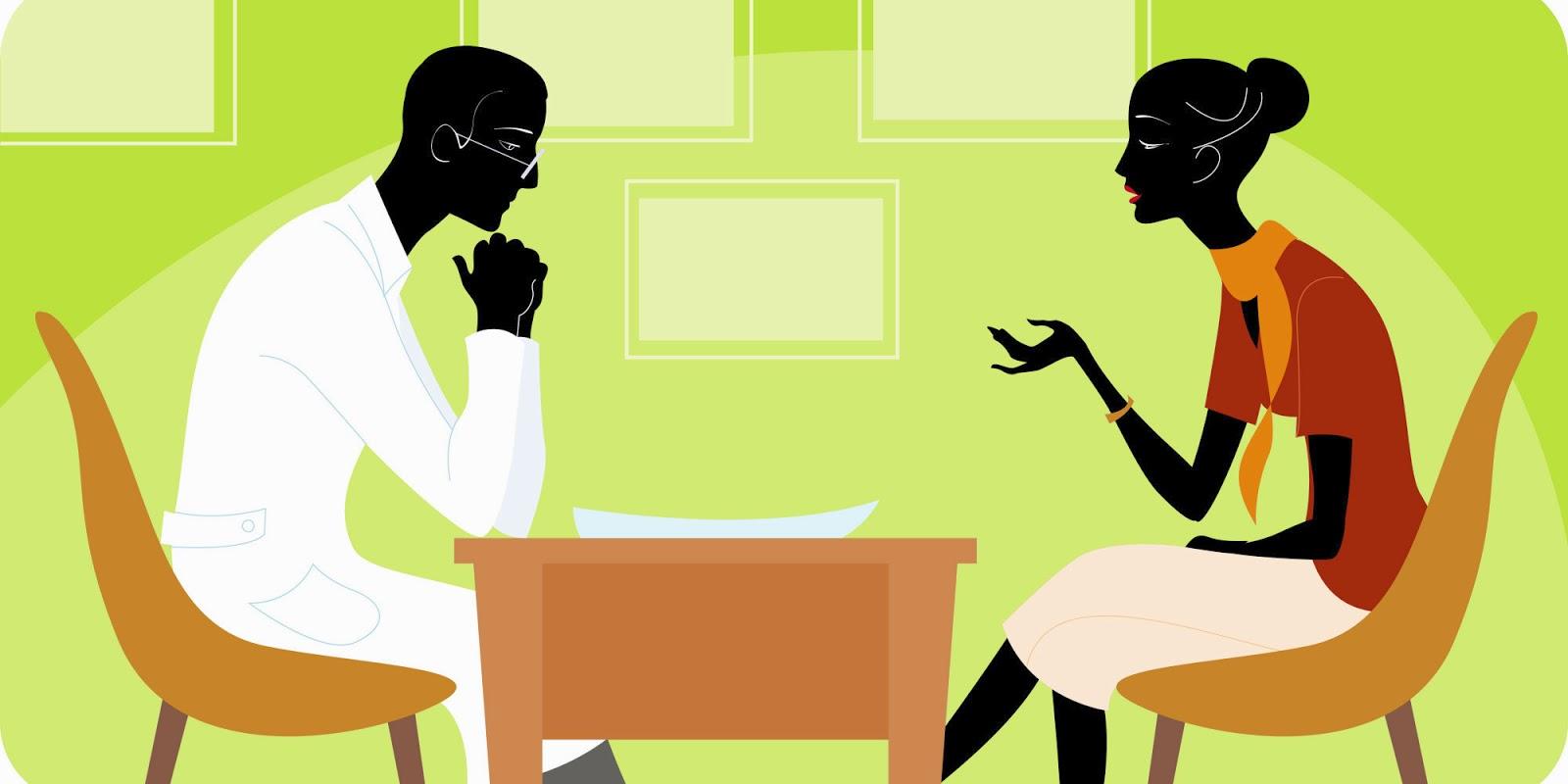 Взаимодействие психолог-клиент